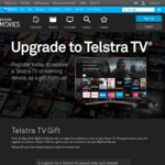 Free Telstra TV1 if Bigpond Movies Is No Longer Supported on Your Smart TV