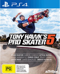 [PS4 & XB1] Tony Hawks Pro Skater 5 $19 (from $69.95) @ EB Games In Store Only