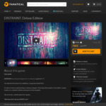 [Steam Key] DISTRAINT: Deluxe Edition - FREE @ Fanatical (Was US $4.99)