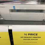HP Deskjet 2131 $19 (Was $39) @ Big W Nationwide