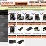 Colorful GTX 1080 Vulcan UT V2 8GB $649 // Add a 8700K for $460 or 750W Gold PSU $70 @ Evatech