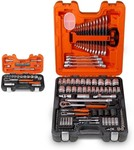 Bahco S106 106 Piece Socket & Spanner Set with BONUS S330 33 Piece Set - $229 Shipped @ Tools Warehouse