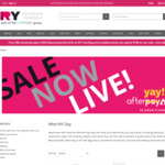 AfterYAY Day: Up to 60% off Top Brands Incl Selected Electronics + Free Beauty Bundle + Free Shipping @ RY.com.au