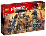 LEGO 70655 Ninjago Dragon Pit $119.99, LEGO 70654 Ninjago Dieselnaut $95.99 + Shipping (Free with $200 Spend) @ ShopforMe