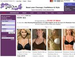 50% OFF already discounted Push Up Bras + FREE Shipping & Bonus Gift - ENDS MIDNIGHT