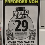 [Switch] Super Mario Party - $29 When You Trade in 2 Games @ EB Games