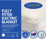 Jason Fully Fitted Washable Electric Blanket - Single $10 (Was $25) @ Big W