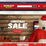 $10 Credit for Use in Store or Online @ Supercheap Auto