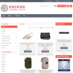 $5 & $10 Camera Gear Sale + FREE Shipping @ Excess Camera Gear