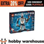 LEGO 31313 Mindstorms EV3 Robot - $322.92 Delivered @ Hobby Warehouse eBay