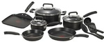 TEFAL Ambiance 6pc Cookset + 3 Utensils $99.95 + $10 Delivery @ Harris Scarfe