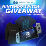 Win a Nintendo Switch and Merch from Vast