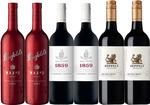 Saltram & Penfolds & Seppelt Shiraz 2+2+2 Bundle $89.00 @ First Choice Liquor