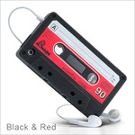 Cassette Tape Silicone Soft Case for iPhone 4 - $1.35 Free Shipping