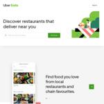 [SA] $10 off Uber Eats (New Customers, Accounts)