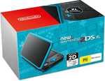 Nintendo 2DS XL Console $99 (Save $100) @ Big W Instore