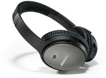 Bose QuietComfort 25 Noise Cancelling Headphones - Black $179.10 Delivered/C&C @ Myer/Amazon AU