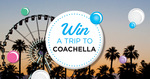 Win A Trip To Coachella for 2 People or 1 of 8 Minor Prizes from Bondi Sands
