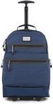 Antler Urbanite Evolve Trolley Backpack Navy - $99 Delivered @ Luggage Hub
