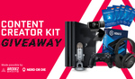 Win a PlayStation 4 Pro & Content Creator Kit from NOD