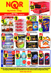 [VIC] Box of Snickers 24x50g Bars for $8, Pepsi Max Raspberry 24x440ml Packs for $10, Gatorade Blue Bolt 6x1L Packs for $6 @ NQR
