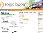 Energy Saving Value Pack - over $60 off Retail - $67.85 + Freight