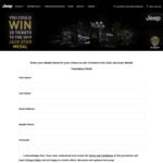 Win 2 Tickets to The 2019 Jack Dyer Medal from Jeep (VIC)