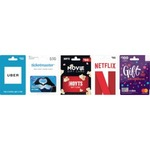 2000 Flybuys Points with $50/$100 Uber/Hoyts/Ticketmaster/ Netflix | $100 Coles Mastercard Gift Card @ Coles