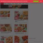 3 Pizzas & 3 Sides $35 Delivered @ Pizza Hut