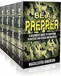[Kindle] Free - Be A Prepper - 4 eBook Set @ Amazon AU/US