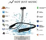 Premium Wireless Earphones $29.25 (Was $39) + Delivery ($0 with Prime/ $39 Spend) @ NOT JUST MUSIC Amazon AU