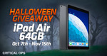 Win an iPad Air Worth $779 from Critical Ops