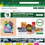 Woolworths Rewards - Free Chromecast or XX Points with Purchases over 4 Weeks @ Woolworths