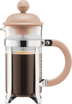 Bodum 3-Cup (350ml) French Press Coffee Plunger - Pale Pebble $9 (RRP $35) + Postage/C&C NSW @ Peter's of Kensington