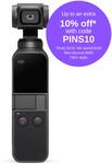 DJI Osmo Pocket (4K/60fps Camera/Gimbal) $476.10 Delivered (RRP $599) @ Mobileciti eBay