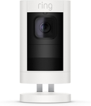Ring Stick up Cam Battery Powered (White or Black) $199 @ Bunnings