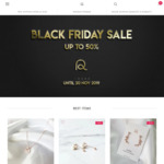 Black Friday Sale up to 50% + from $13 + Free Shipping Australia Wide @ Ricotta Accessories
