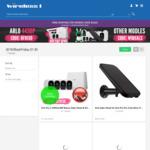 Arlo Pro 2 VMS4430P Bonus Solar Panel & R2D2 $899, NetGear Orbi AC3000 $299 (OOS), Razer Blade Pro 17 $3899 & More @ Wireless1