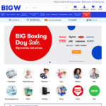 [NSW] 20% off Storewide (Closing Down Sale) @ BIG W Auburn