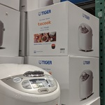 Tiger 4 in 1 Rice Cooker 10 Cups JAX-R18A $299.99 @ Costco (Membership Required)