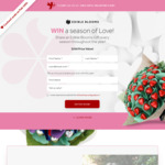Win $500 Worth of Gifts from Edible Blooms