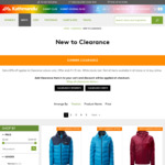 Extra 20% off Clearance Items: Women's Hooded Pullover $24 C&C @ Kathmandu