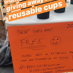 [VIC] Free One Good Cup Reusable Cup @ Flinder St Station (Melbourne)
