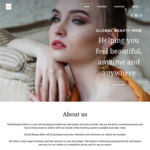 10% off Your First Booking at Global Beauty Mob