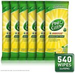 Pine O Cleen Antibacterial Disinfectant Surface Wipes (6x 90 Pack) $34.68 + Delivery ($0 with Prime/ $39 Spend) @ Amazon AU