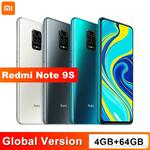 Xiaomi Redmi Note 9S 4GB 64GB Global Version AUD $285.17/USD $176.39 @ DHgate