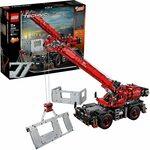 LEGO Technic 42082 Rough Terrain Crane $305.03 Delivered @ Amazon AU