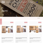 Chai Tea Starter Kits (from $30) + Shipping ($0 with $90 Spend) @ Prana Chai