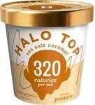 ½ Price Halo Top Ice Cream Varieties 473ml $4.50 @ Woolworths