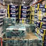 Kirkland Signature 2 Ply PaperTowel 12 x 160 sheets $35.99 In Stores/$42.99 Shipped @ Costco (Membership Needed)